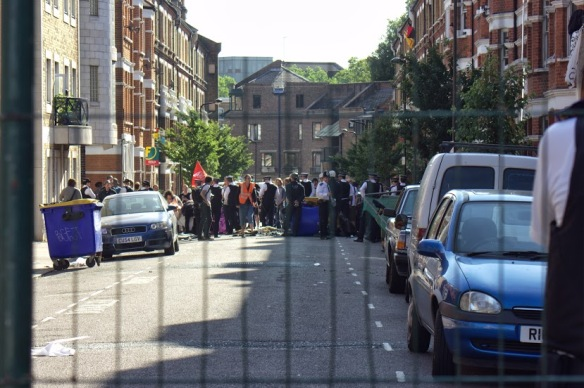 Brixton eviction1