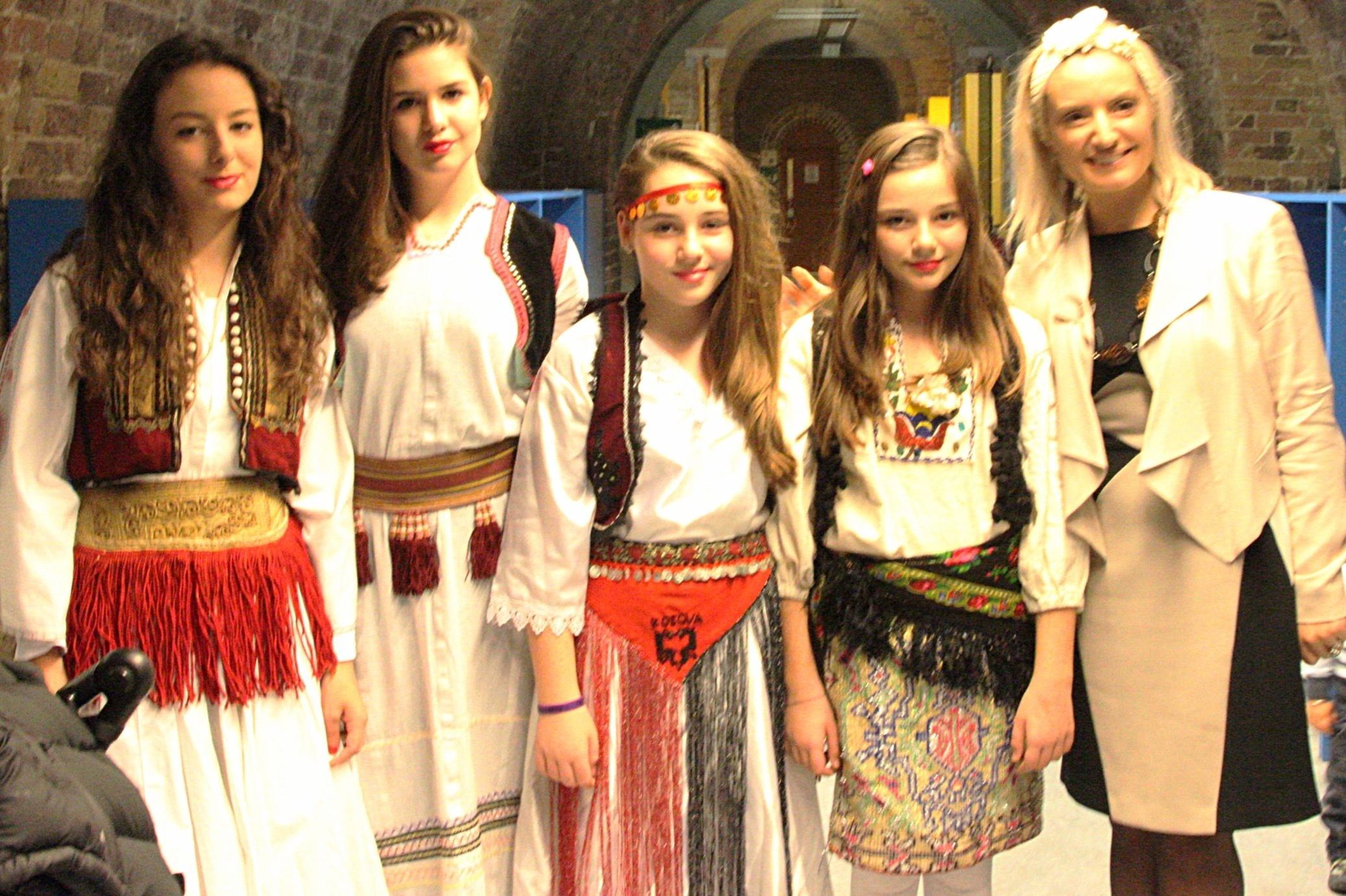 British Traditional Dresses