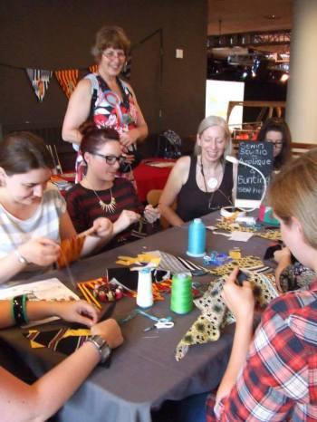 Making with Makerhood's members