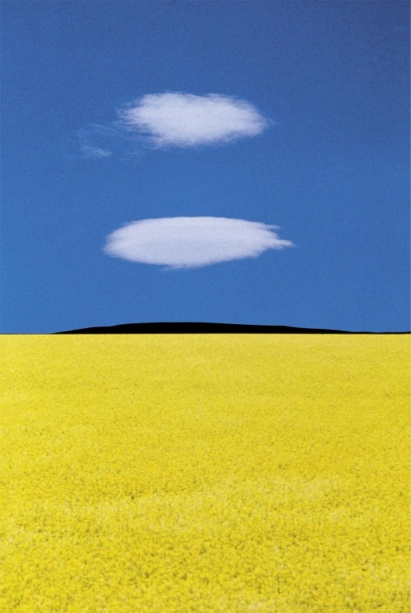 Franco Fontana abstract landscape photography